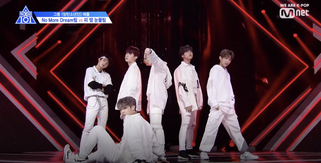 Produce X 101 Ep. 4-5: Cover Battles, Elimination Set the Stage
