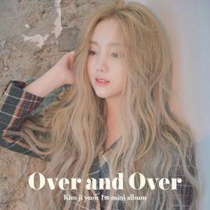 """Kei Blossoms Into Kim Ji-Yeon in """"Over and Over"""""""